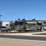 Luxury Pull Thru RV Sites Patio Grass Yanks RV Resort Greenfield CA