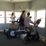 Fitness Center Yanks RV Resort Greenfield CA
