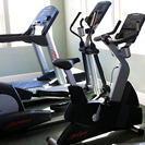 Gym fitness center Luxurious Yanks RV Resort Greenfield CA