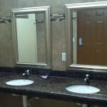 Showers Patio Grass Yanks RV Resort Greenfield CA