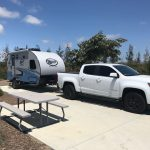 50 foot rv site